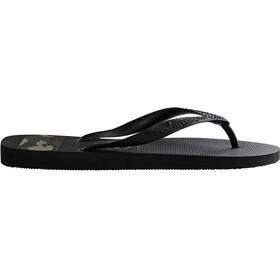 havaianas Top Stripes Logo Sandals Men green/black